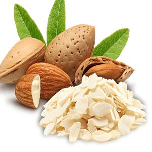 Hạnh nhân lát – Ong Vàng Food